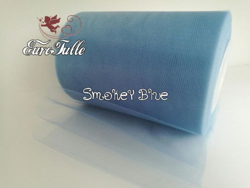 Smoke Blue Nylon  100 Y